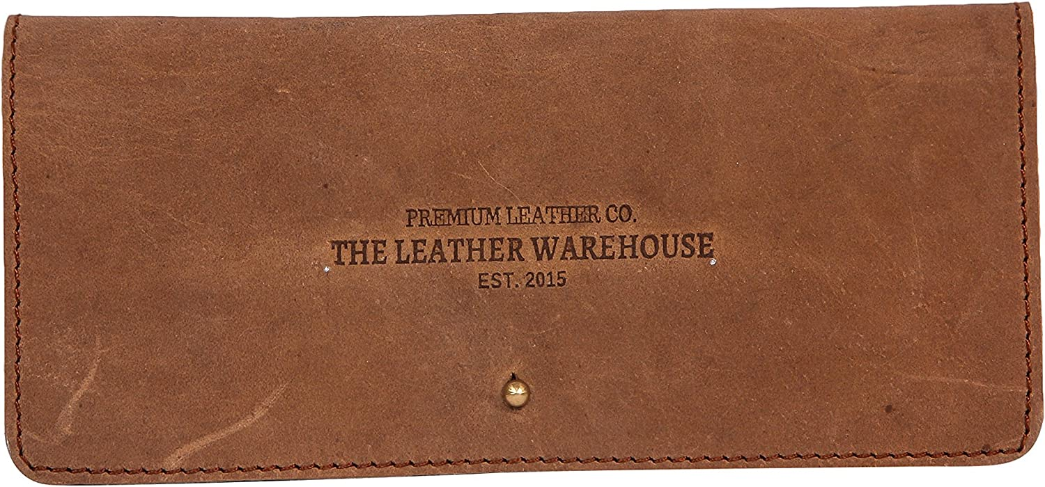 The Leather Warehouse...