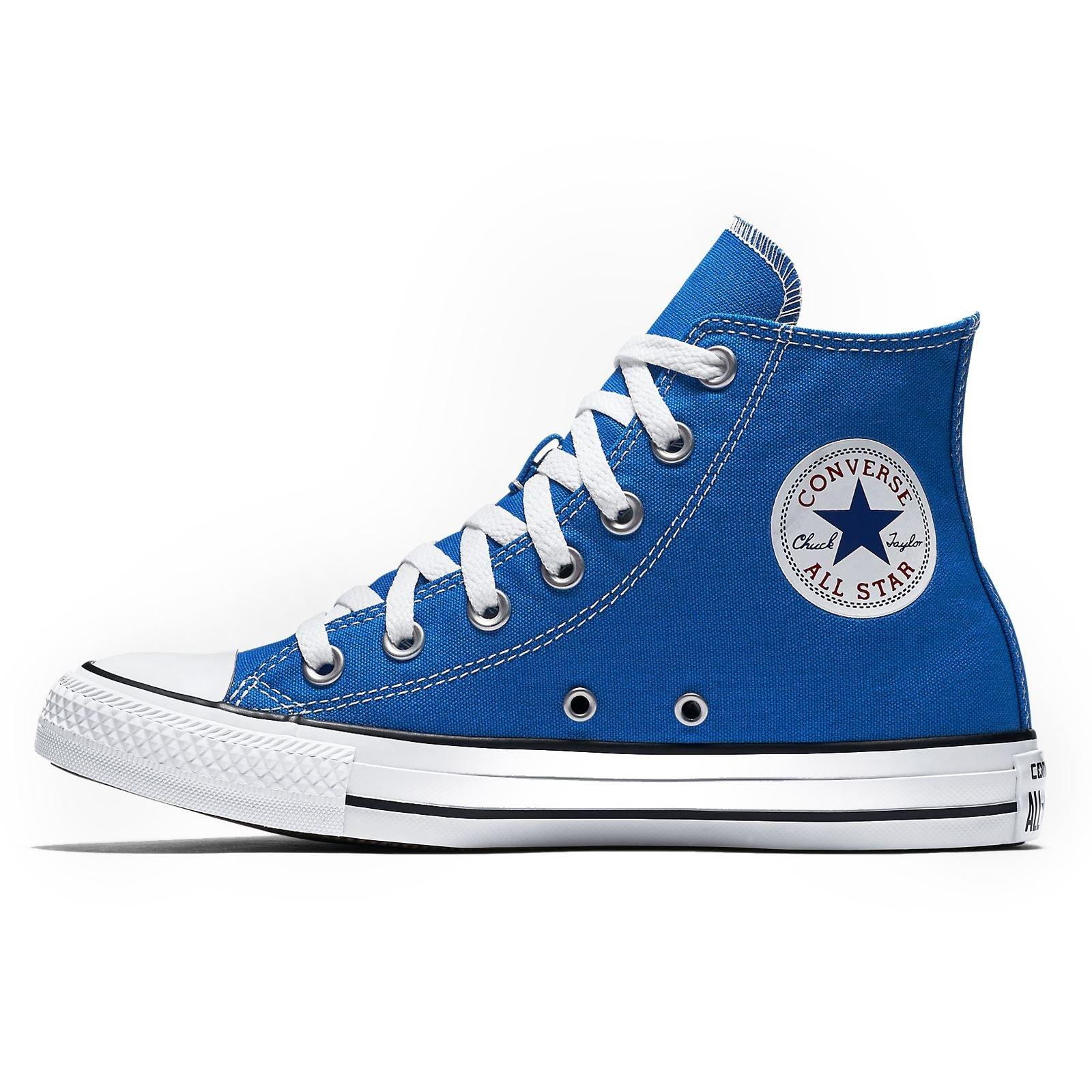 Converse Unisex Shoes Chuck Taylor All Star Hi Soar Blue Fashion Sneakers (4 Men's / 6 Women's)