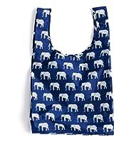 BAGGU Standard Reusable Shopping Bag - Elephant Blue (2017)