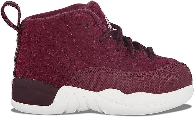 Amazon.com: Nike Air Jordan 12 Retro BT - Zapatillas de ...