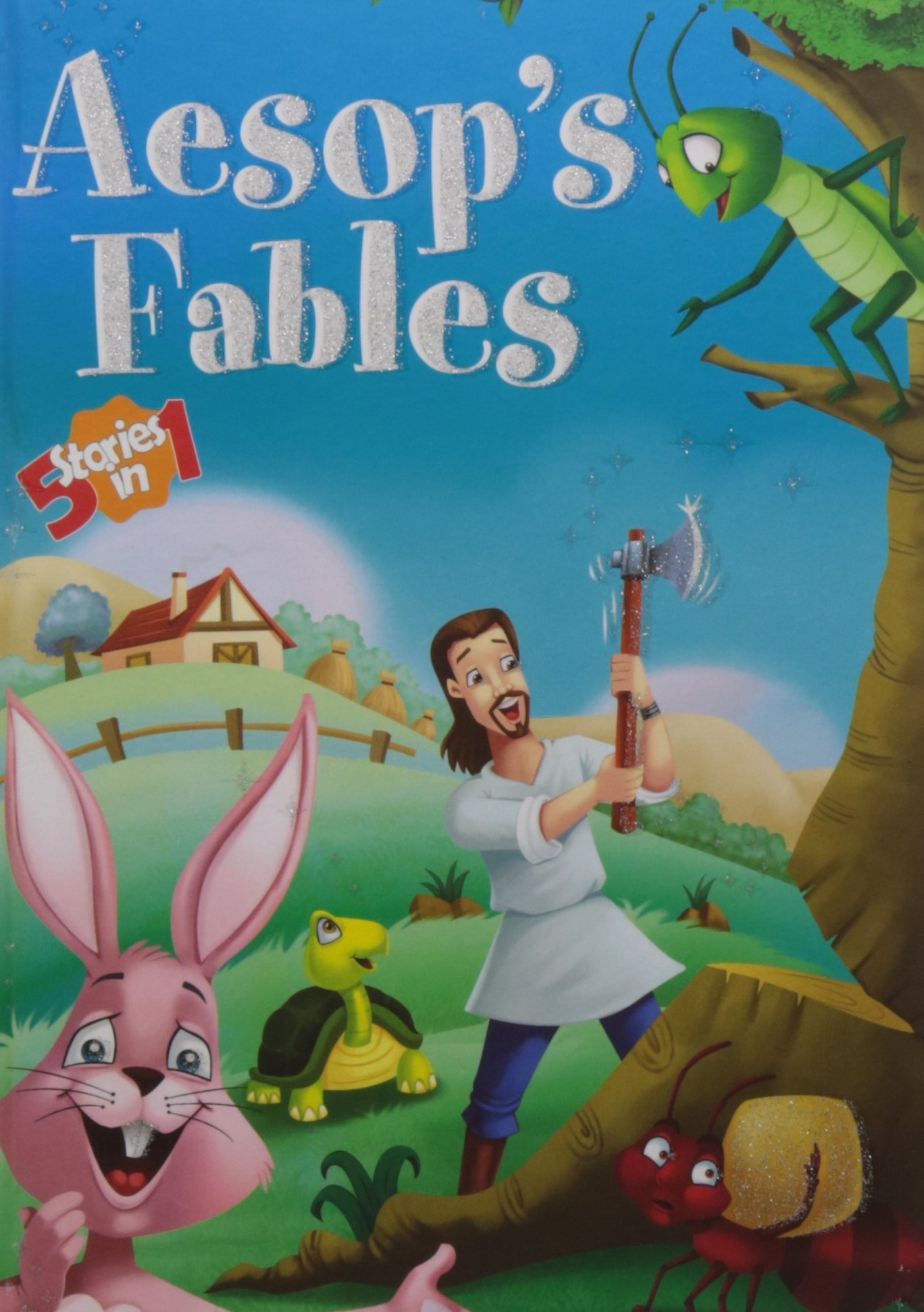 Aesop's Fables - 5 Stories in 1 pdf