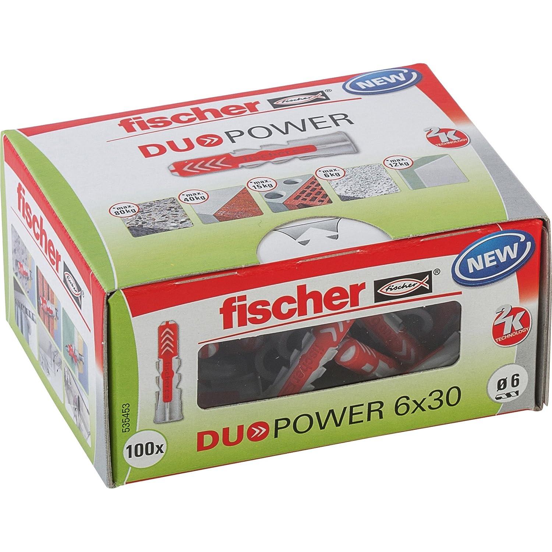 Tacos universales Fischer Duopower, 535455 Fischerwerke GmbH & Co. KG