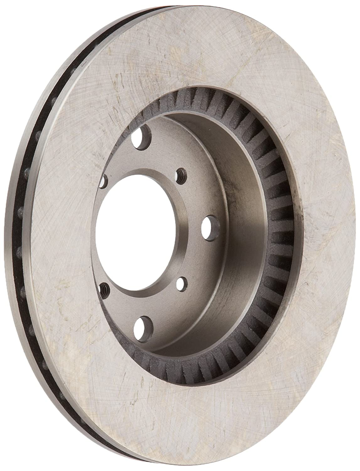 ACDelco 18A830A Advantage Non-Coated Front Disc Brake Rotor