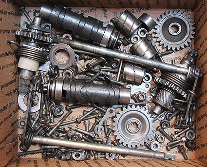 Amazon com: 2 x bolt kit Yamaha Banshee engine internal