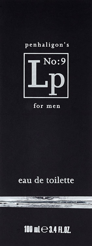 Penhaligon s Lp No.9 Men s Eau de Toilette Spray, 3.4 Ounce
