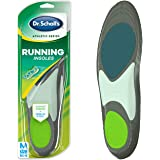 Dr. Scholls Athletic Series Running Insoles for Men, Large, 1 Pair, Size 10.5-14