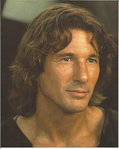 Richard Gere long hair - 8 x 10 inch Movie Photo 004 at Amazon\'s ...