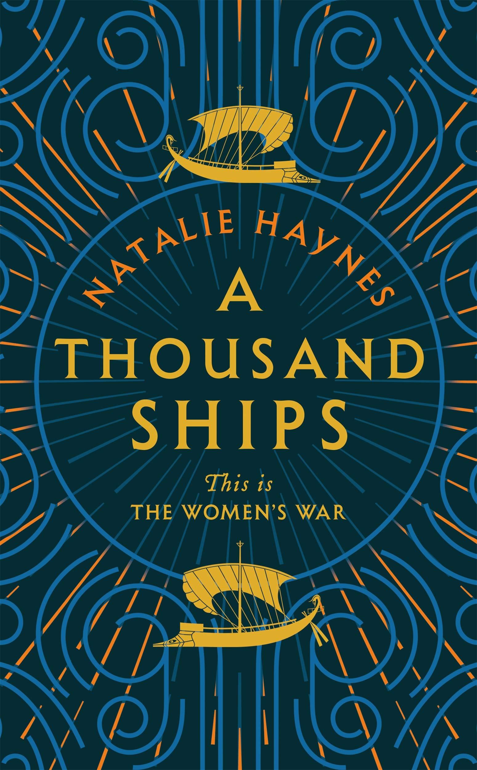 Image result for a thousand ships natalie haynes