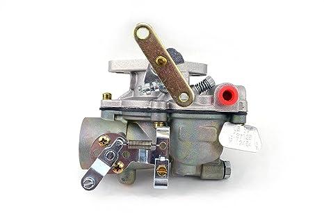 Zenith Carburetor Lincoln Welder Sa-200 Sa-250 Pipeline W/Elec Idler