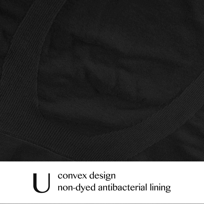 1 or 4 Pack Palmori Mens Modal Underwear Soft Boxer Briefs Trunks,Slim Fit