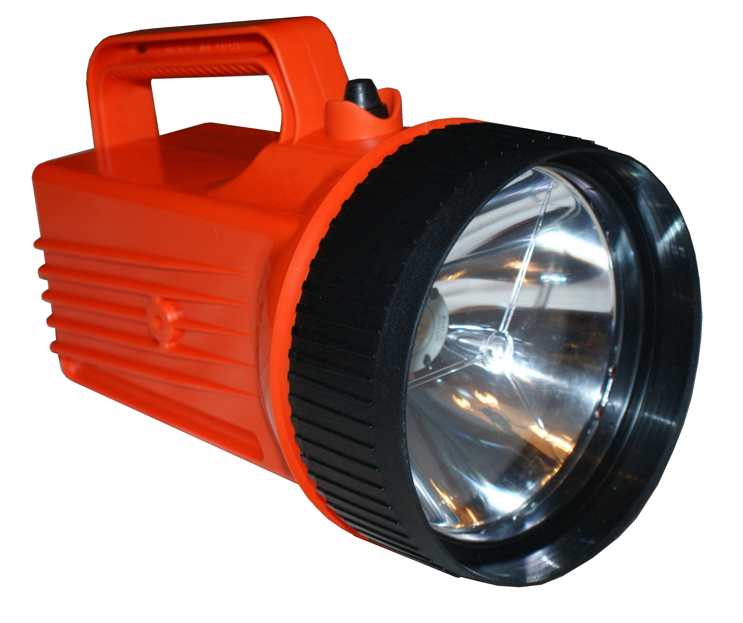 Bright Star WorkSAFE 2206 LED 4-D Cell LED Intrinsic Lantern, Waterproof, 90 Lumens, 165M Beam Distance, 150 Hours Run Time