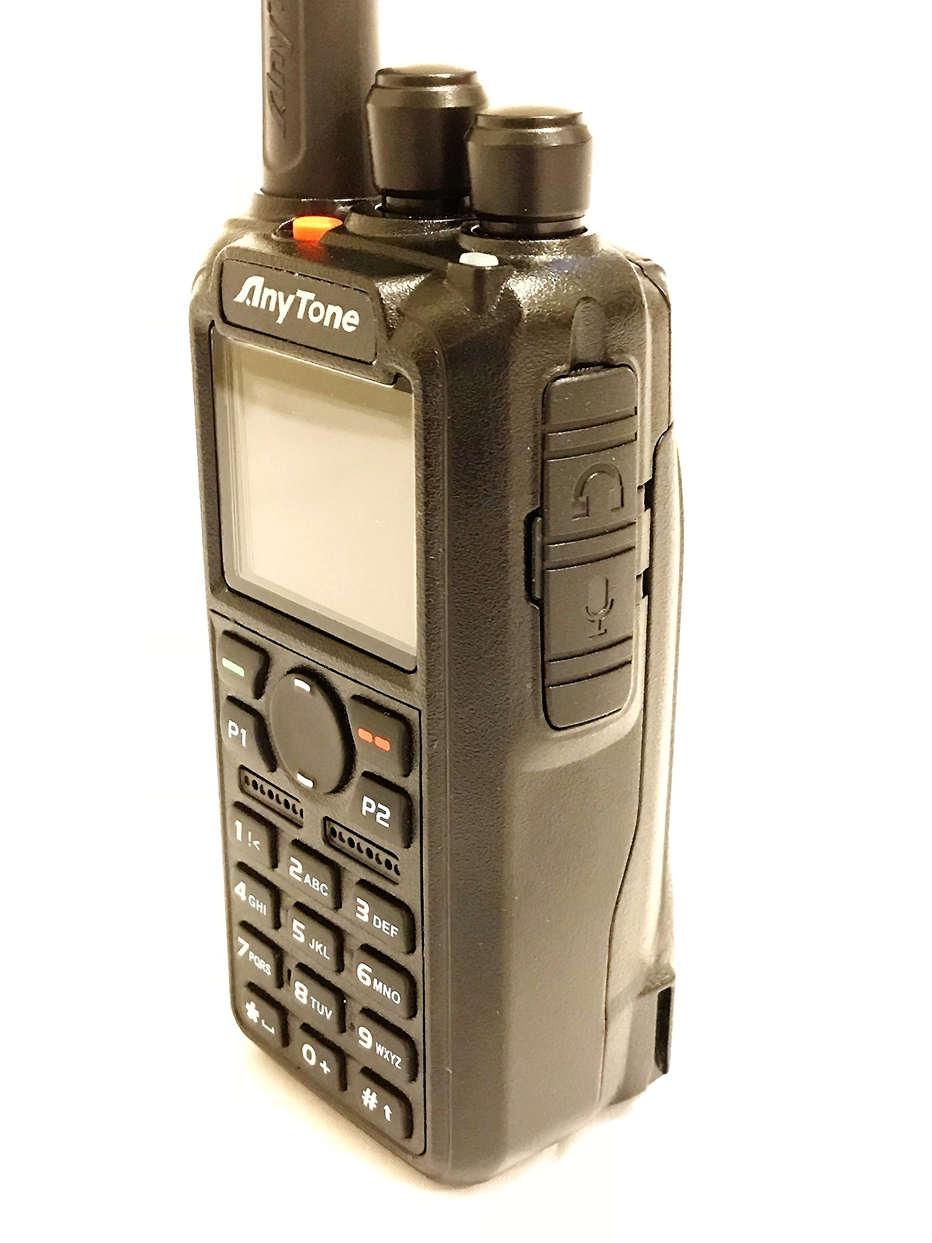 AnyTone AT-D868UV GPS Version II Upgraded 3100mAh battery Dual Band DMR/Analog 144 & 430 MHz Radio US Seller by AnyTone (Image #5)