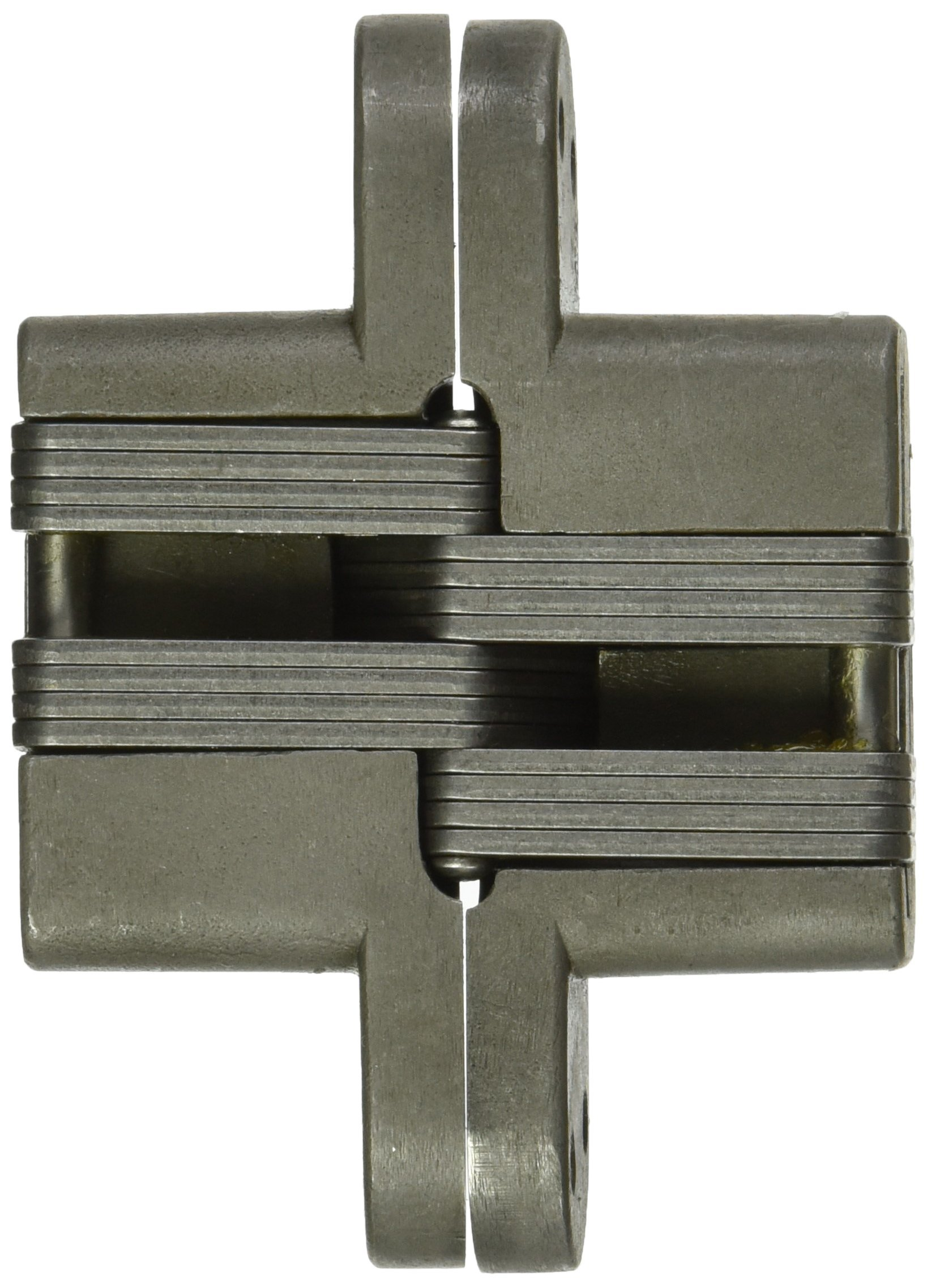SOSS 418SS Stainless Steel 20/90/180 Min. Fire Rated Hinge for 1.75'' Doors, Bright Stainless Steel Exterior Finish