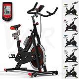 We R Sports RevXtreme Indoor Aerobic Exercise Bike/Cycle Fitness Cardio Workout Machine - 22KG Flywheel