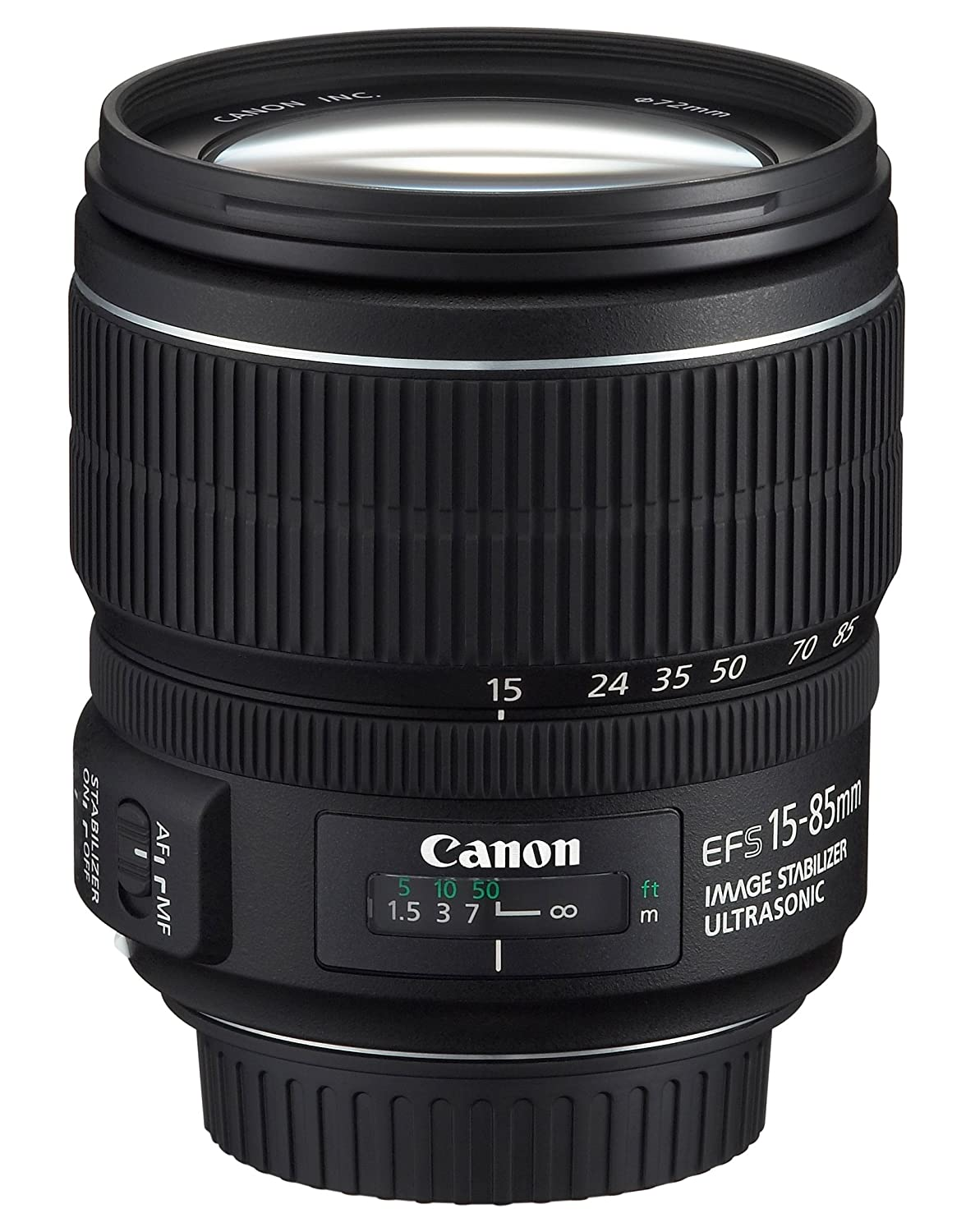 Canon   S IS USM Objetivo para Canon distancia focal mm
