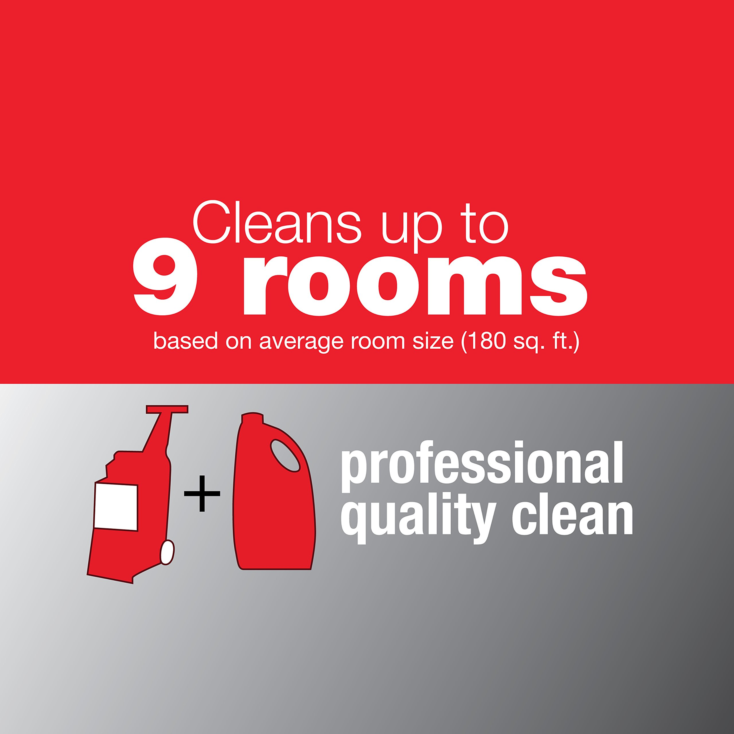 Rug Doctor Oxy Deep Cleaner Solution for Rental Cleaners, Non-Toxic Deodorizing Formula with Oxygen Power to Lift Stains and Spots, 96 oz. by Rug Doctor (Image #8)