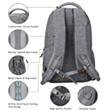 BOLANG College Backpack for Men Water Resistant