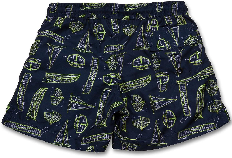 Sunuva Baby Boys Nautical Swim Short