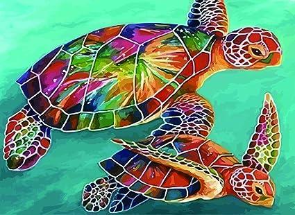 Wood jigsaw puzzle Turtle Jigsaw Puzzle