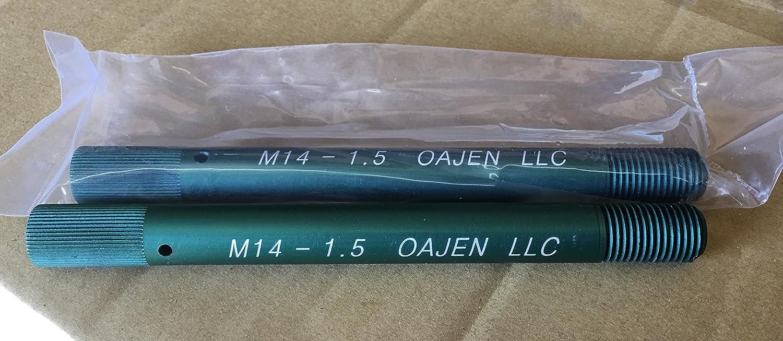 BMW wheel stud pilot pin pack of 2 european cars Oajen wheel hanger wheel bolt M14-1.5 for MB wheel lug bolt
