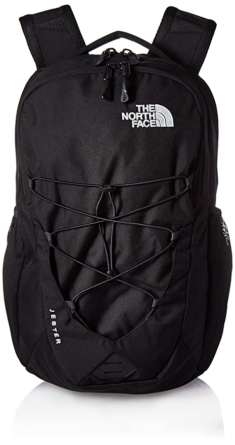 The North Face Jester (2018) Mochila, Unisex, negro, Talla Única