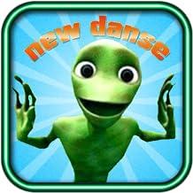 super green alien dance