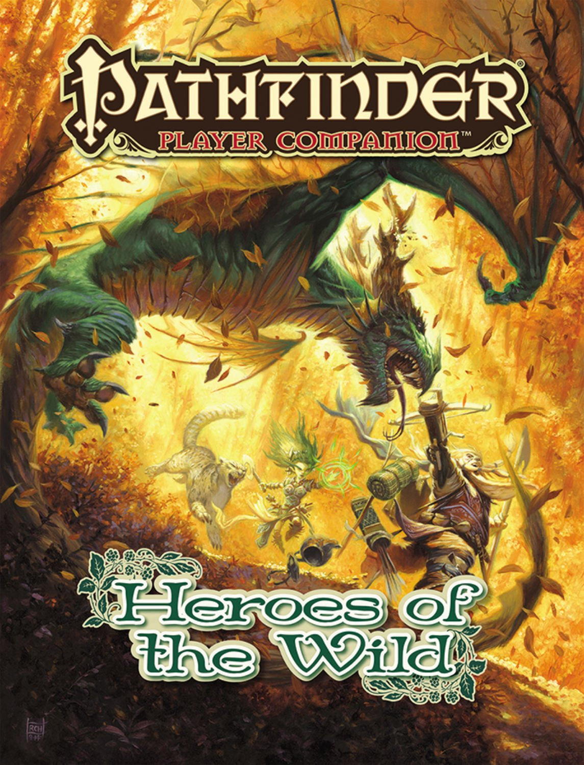 Pathfinder Player Companion: Heroes of the Wild: Paizo Staff:  9781601257338: Amazon.com: Books