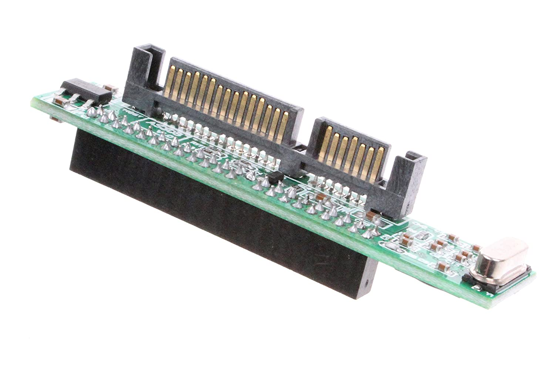 NOYITO 2.5 Inches 44Pin IDE to SATA Adapter Convert Laptop 44 Pin Male IDE SATA HDD Hard Disk Drive SSD to a Serial ATA Port