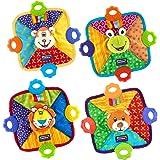 Nuby 出牙毯 红色/黄色/绿色/橙色/蓝色 0M+