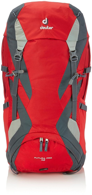 Deuter Futura Pro 42 Backpack – Fire Granite