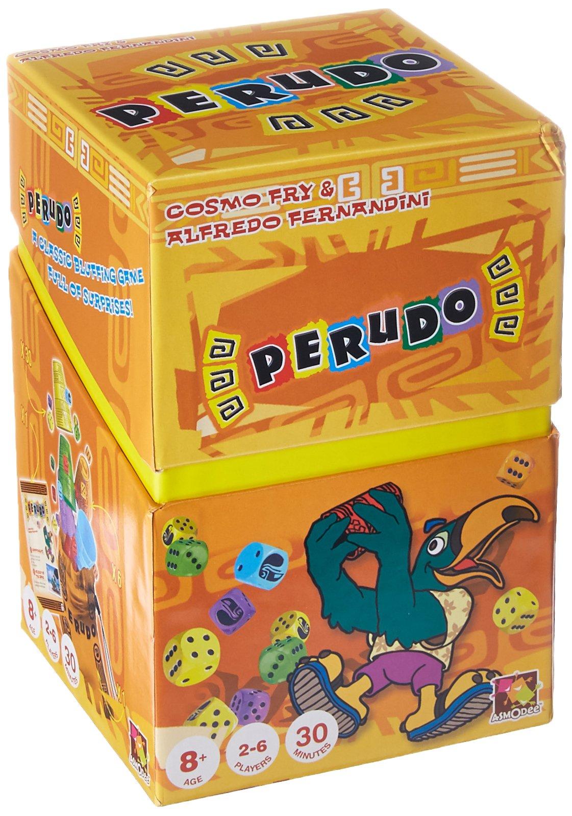Perudo by Fantasy Flight Games
