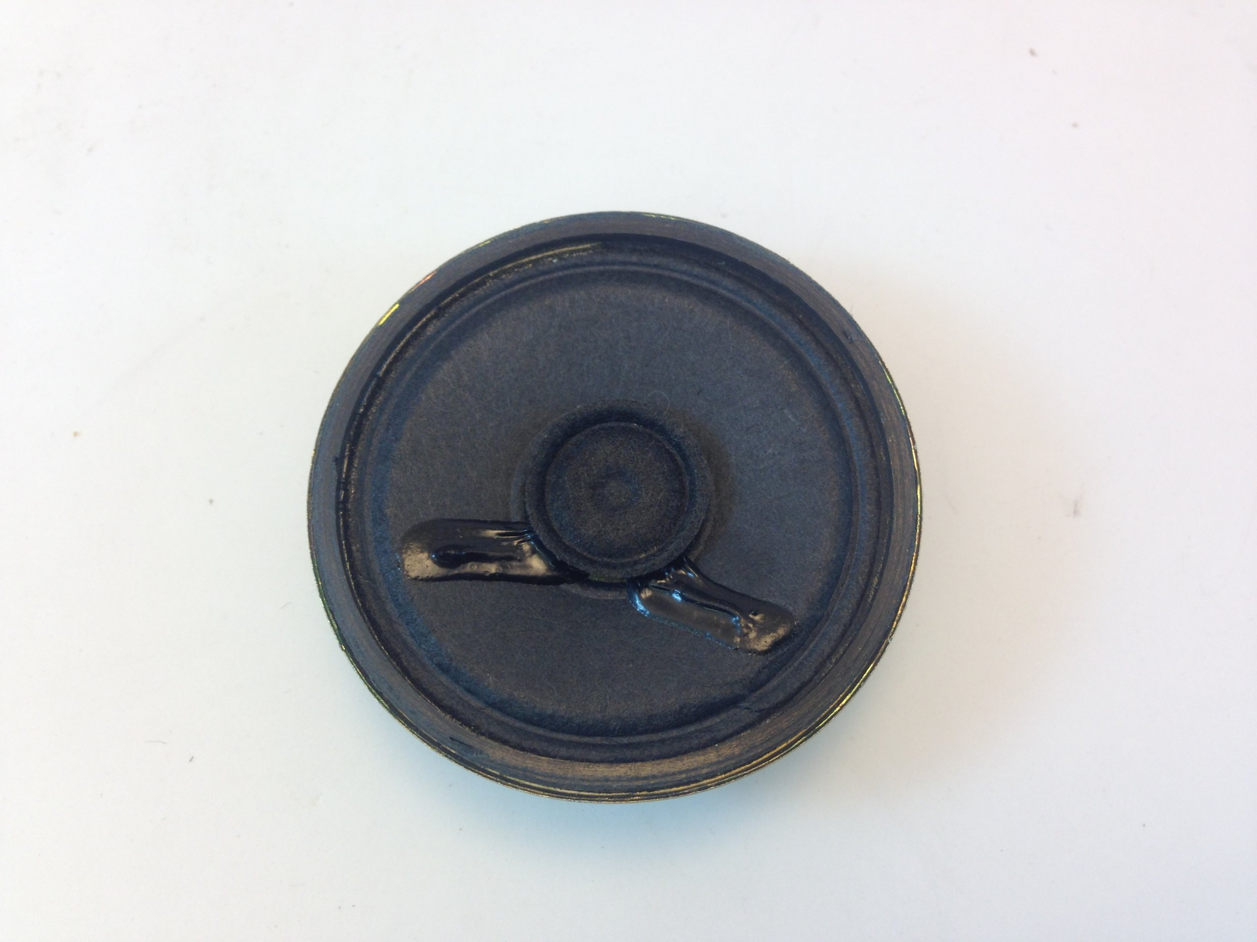 CES 2'' REPLACEMENT SPEAKER 1 OZ MAGNET .25 WATTS @ 8 OHMS (SINGLE)