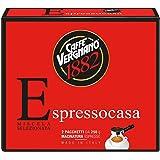 Caffè Vergnano 1882 Espresso Casa, 2x250 gr - 2 Pacchetti