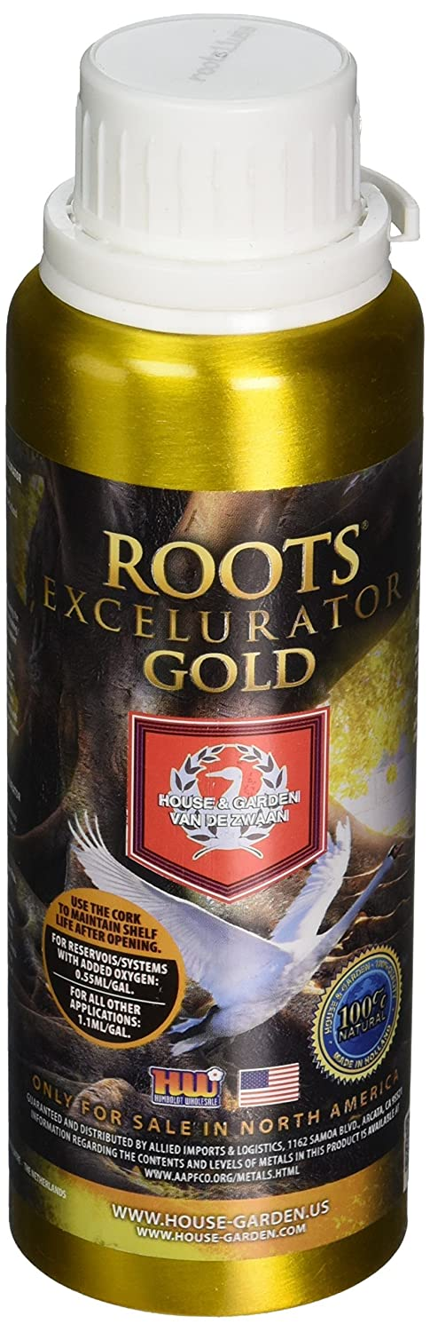 250ml - House & Garden Root Excelurator - The Finest Root Additive! HGRXL002 3U-K8PA-P0MG