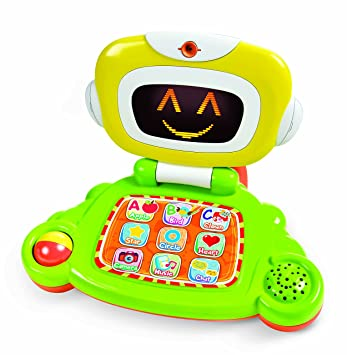 Amazon.com: Bkids Play with me Laptop: Baby
