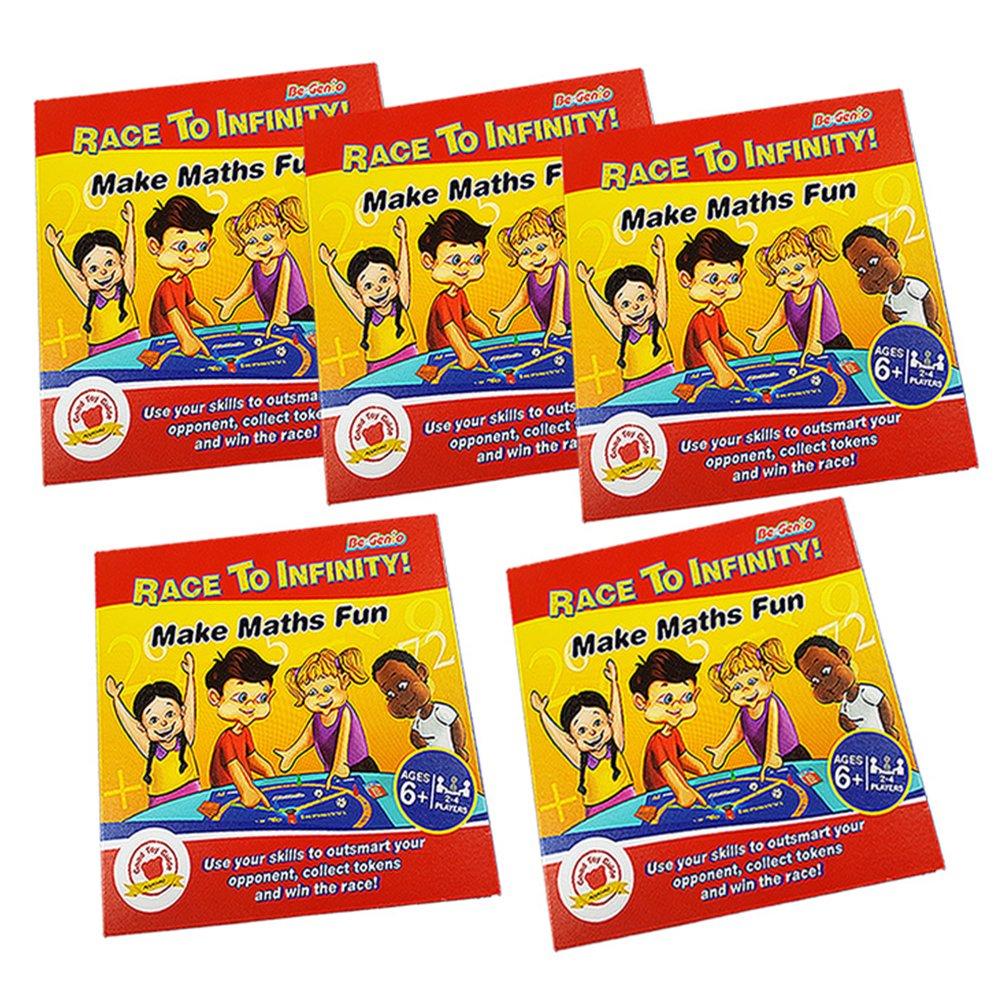 Amazon.com: Math Games,Home & School Math Game for Kids 7-12,Math ...