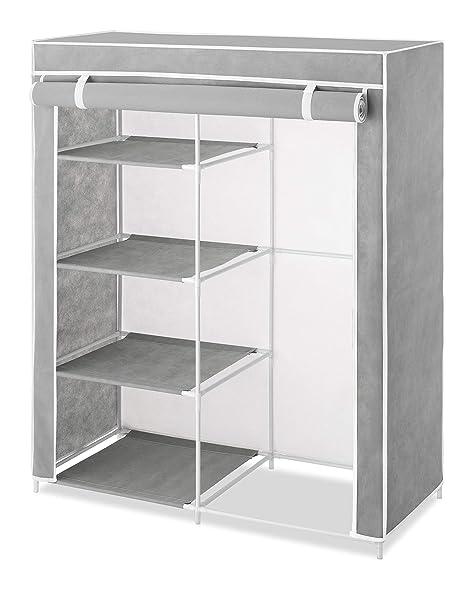 Amazon.com: Whitmor - Armario compacto para ropa (renovado ...