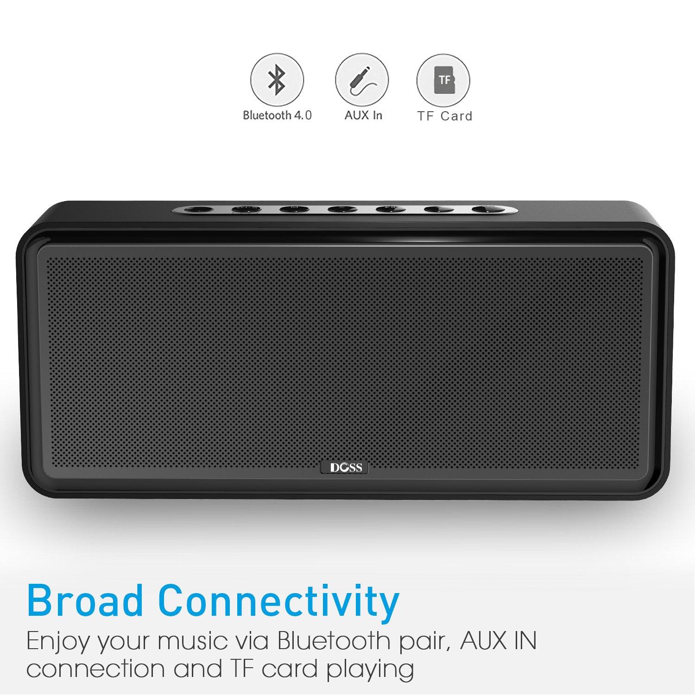 Amazon Doss Soundbox Xl 32w Bluetooth Speakers Louder Volume