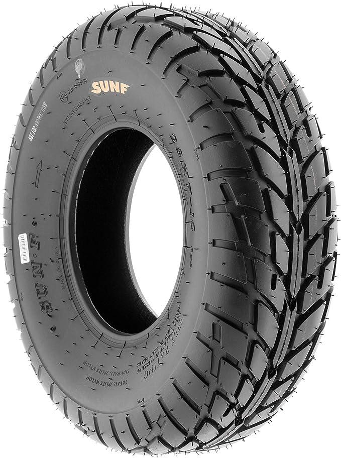 18x9-10 Rear Set of 4 SunF A021 TT Sport ATV UTV Flat Track Tires 20x7-8 Front /& 225//45-10 Tubeless 6 PR