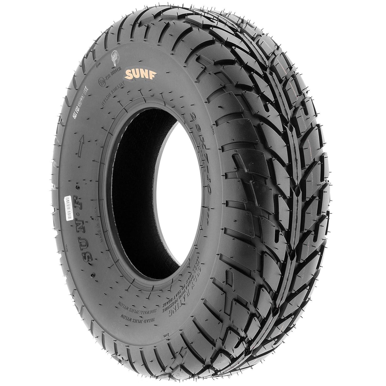 Set of 4 SunF A021 TT Sport ATV UTV Flat Track Tires 19x6-10 Front /& 20x10-10 Rear 6 PR Tubeless