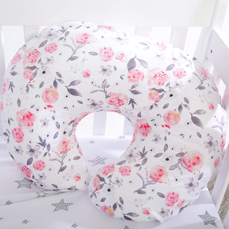 Amazon.com: Funda de almohada de lactancia premium | Funda ...