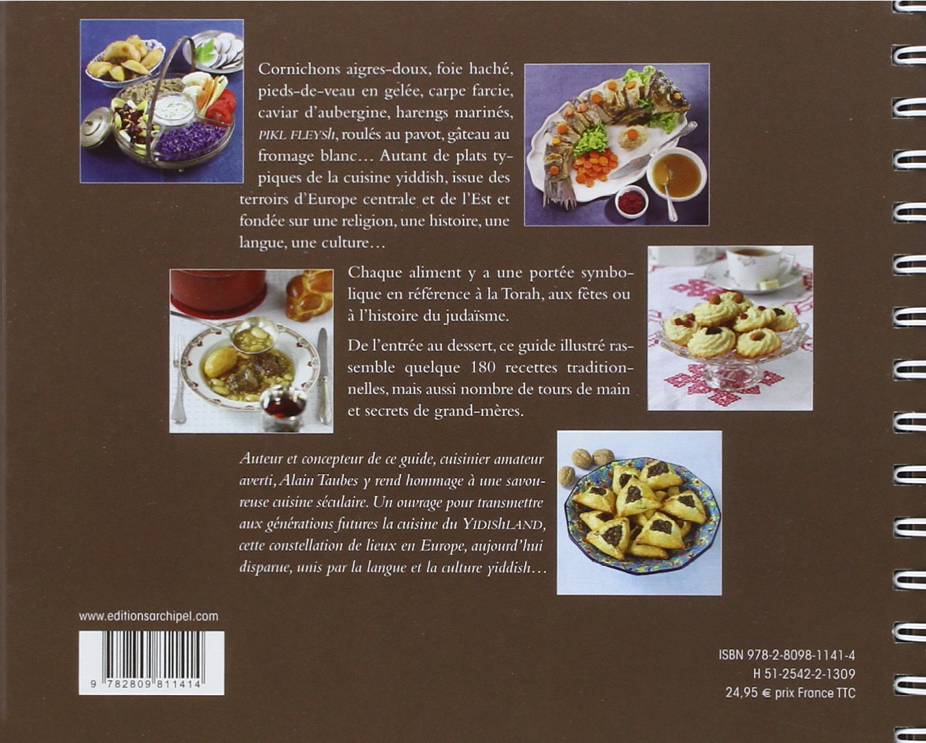Cuisine Yiddish 9782809811414 Amazon Com Books