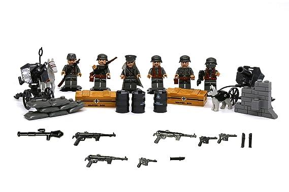 Magma Brick: Serie de la Segunda Guerra Mundial de la fuerza alemana ...
