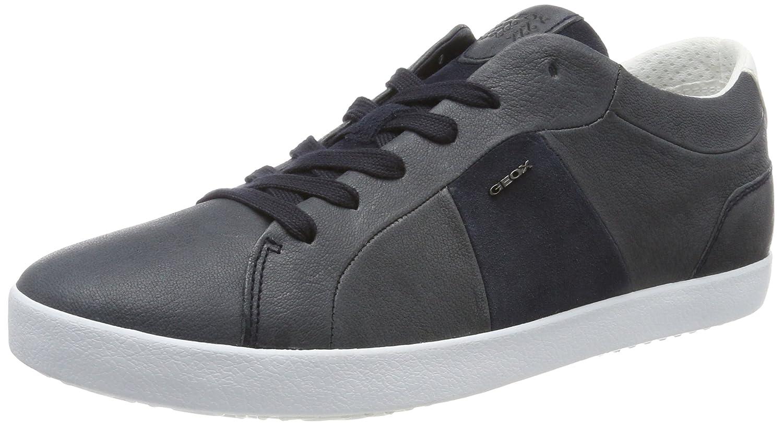 Geox U Smart B, Zapatillas para Hombre 43 EU|Azul (Navy)