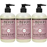Mrs. Meyer's Clean Day Liquid Hand Soap, Rosemary, 3pk, 12.5 oz