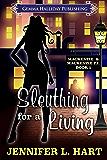Sleuthing for a Living (Mackenzie & Mackenzie PI Mysteries Book 1)
