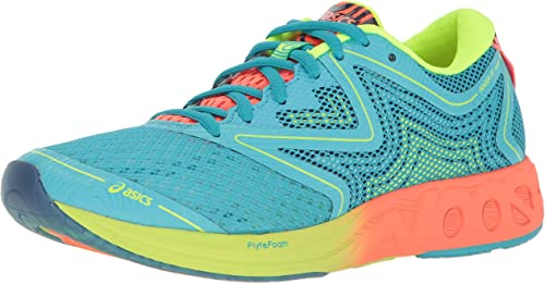 Asics Womens Noosa FF Running Shoes Trainers Sneakers Blue Sports Breathable