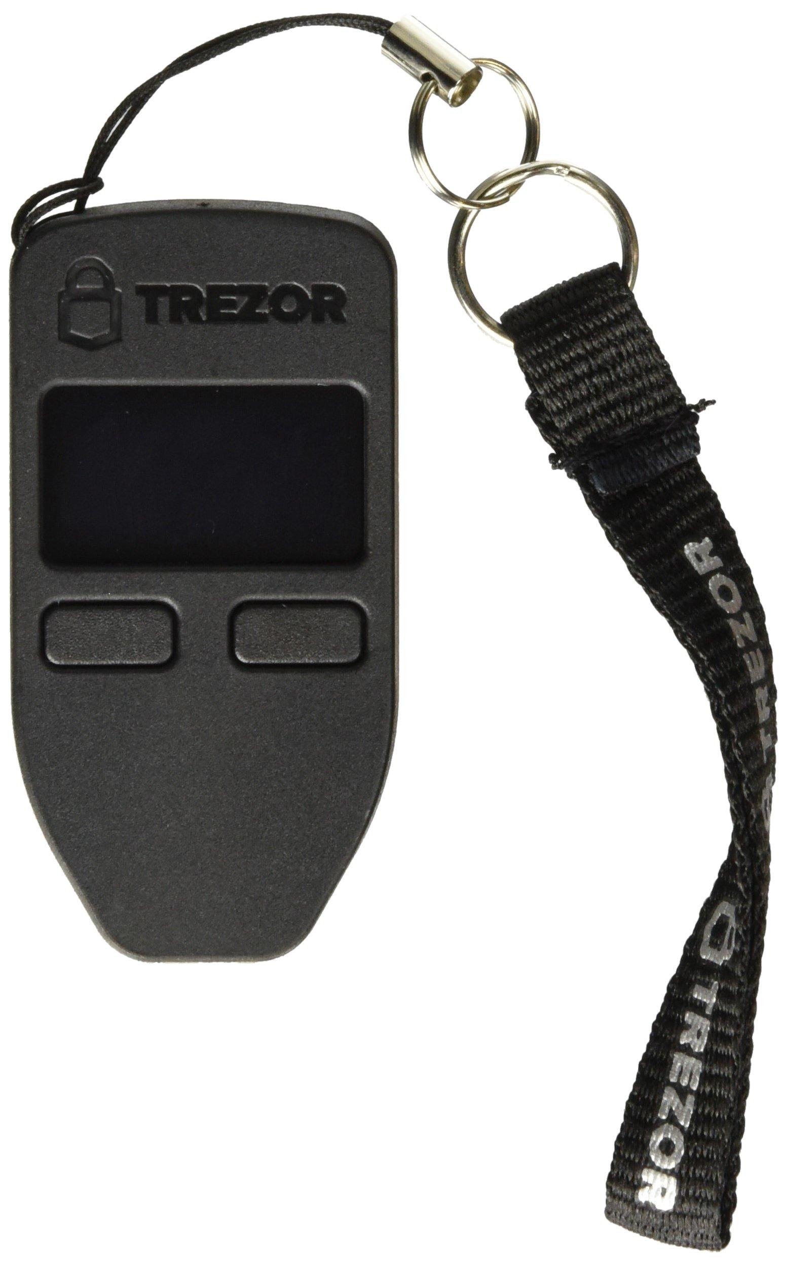 Trezor bitcoin wallet, Black by Trezor (Image #2)