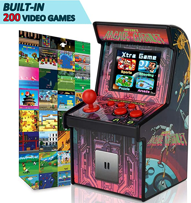 The Best Kids Game Console 8 Bit Home