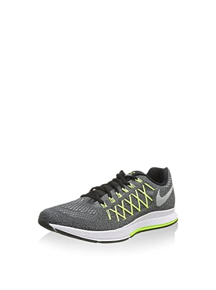 pretty nice 4d569 b9ea6 Nike Men s Air Zoom Pegasus 32 CP Running Shoes, Lima (Black White-Volt),  13.5 UK  Amazon.co.uk  Shoes   Bags